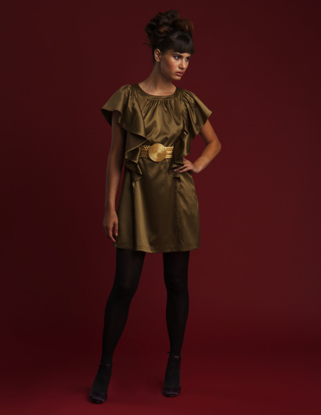 Twelve by Twelve, Warrior Dress $39.00