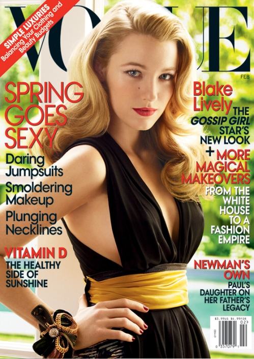 blake-lively-serena-van-der-woodsen-gossip-girl-february-vogue-cover